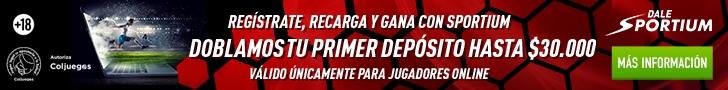 Apuestas Deportivas Sportium Colombia