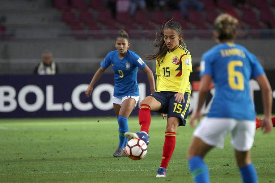 apuestas por la selección femenina colombiana