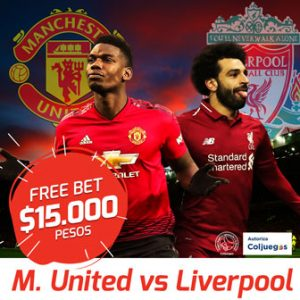 Freebet United vs Liverpool