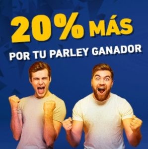 Promocion Parley Wplay Parlay