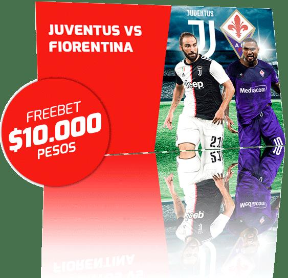 Frebet Juventus vs Fiorentina
