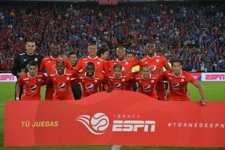 Fotografía Jornada 14 de la liga colombiana de fútbol