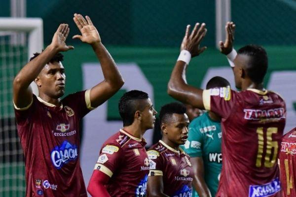 Fotografía Jornada 18 de la liga colombiana betplay