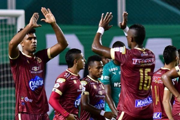 Fotografía jornada 19 de la Liga Colombiana deportes tolima