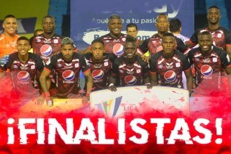 final de la liga colombiana de fútbol 2020