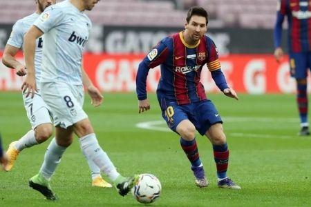 Ligas europeas de 21 al 27 de diciembre barcelona