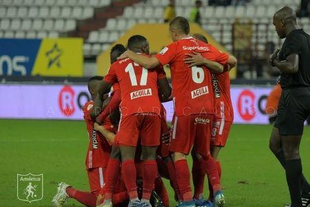 Fotografía Semifinal de la liga colombiana