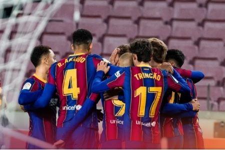 ligas europeas barcelona