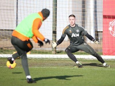 Fotografía ligas europeas del 26 al 31 manchester united