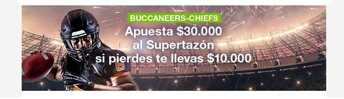 Final del Super Bowl 2021:  Chiefs vs Buccaneers