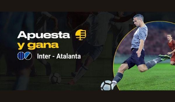 promociones de apuestas deportivas disponibles en marzo inter vs Atalanta