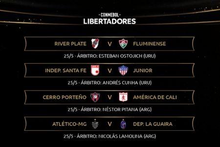 equipos de Colombia en la Copa Libertadores