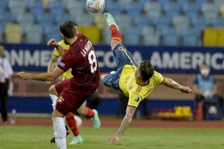 selección colombiana en la copa america