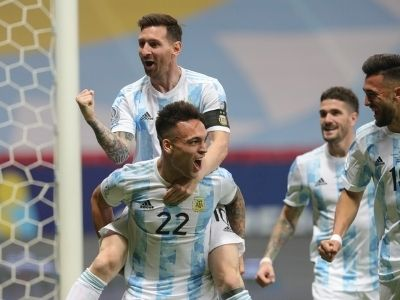 Brasil vs Argentina en la Copa América