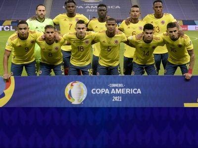 colombia vs Perú en la Copa América